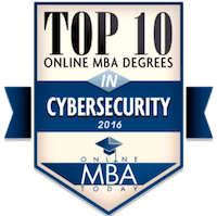 Top 10 Online MBA Degree in Cyber Security
