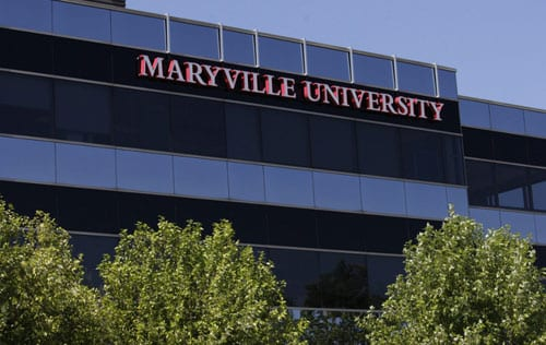 Maryville University Campus Map Locations & Directions - Sunset Hills
