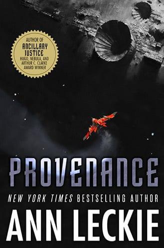 Ann Leckie's Provenance