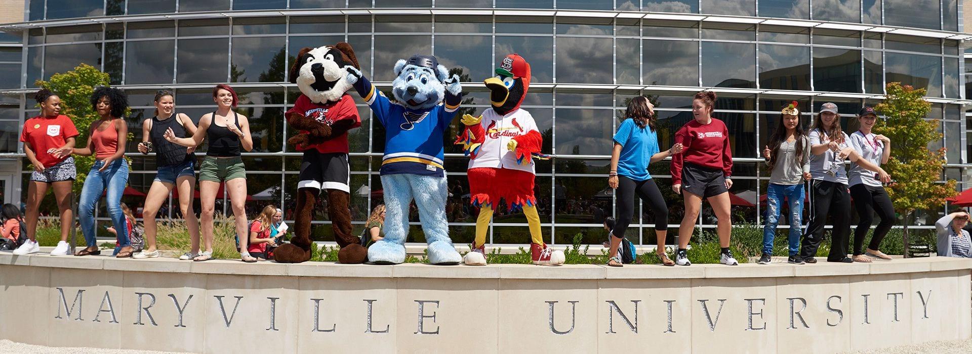 Visit Maryville University