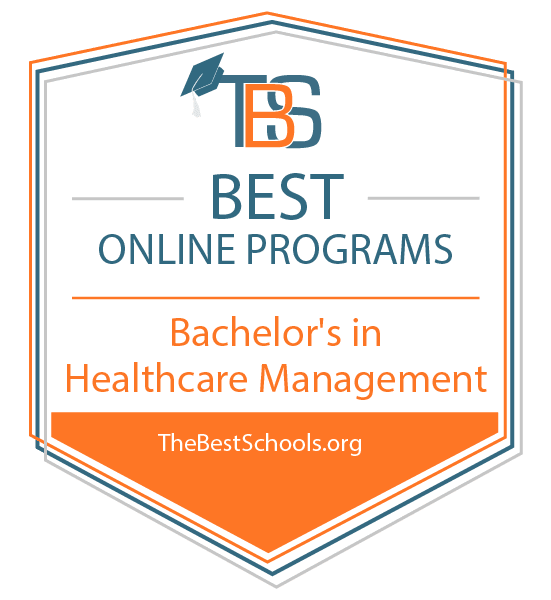 Top 25 in online healthcare management