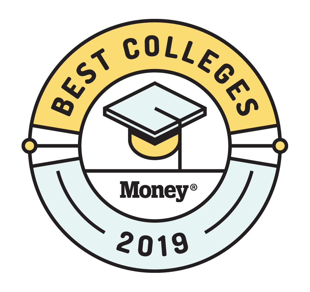 Best Colleges by Money logo