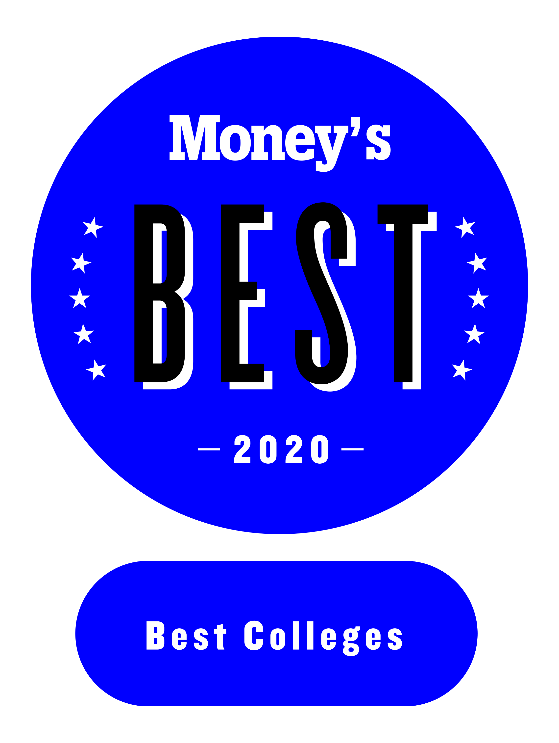 Money's Best Colleges logo