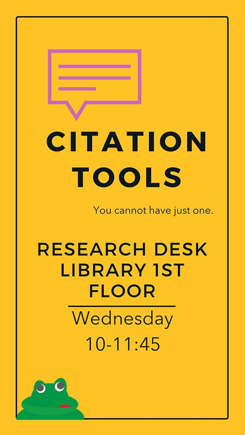 library skills for wednesday