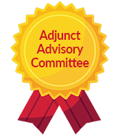 Adjunct Advisory committee ribbon