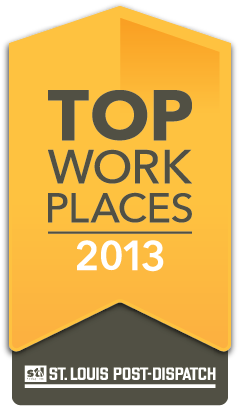 Top Work Places 2012