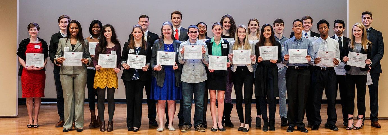 Maryville University Scholarship Winners