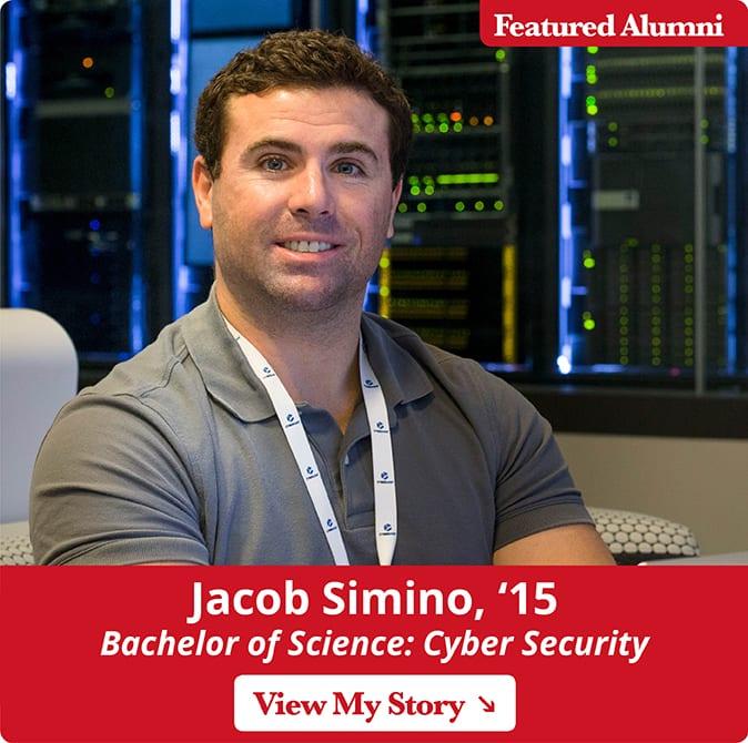 Maryville alumni Jacob Simino
