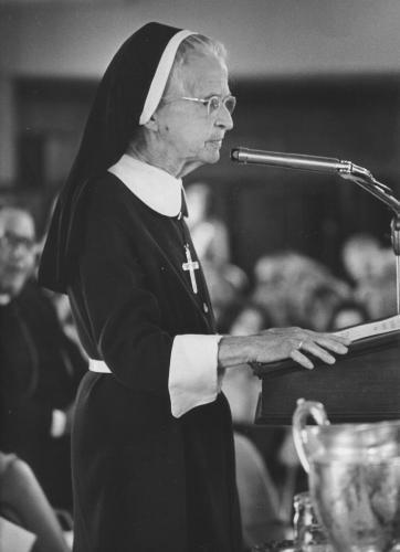 Marjory Erskine, RSCJ (1957 – 1960)