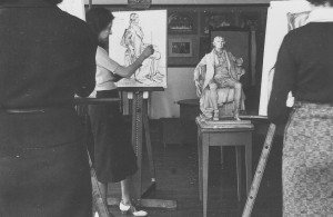 Maryville College Art Class