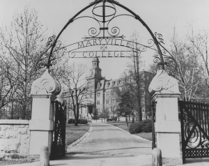 Maryville College gate