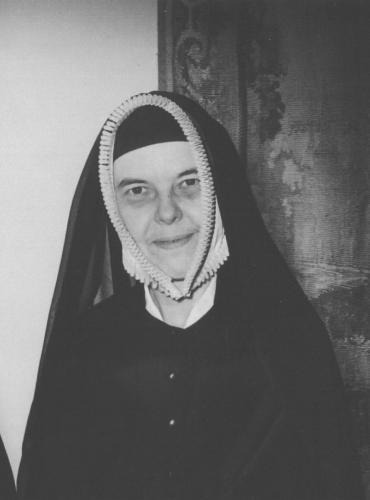 Marie Odeide Mouton, RSCJ (1937 – 1956)