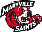 Saints Strong Mascot