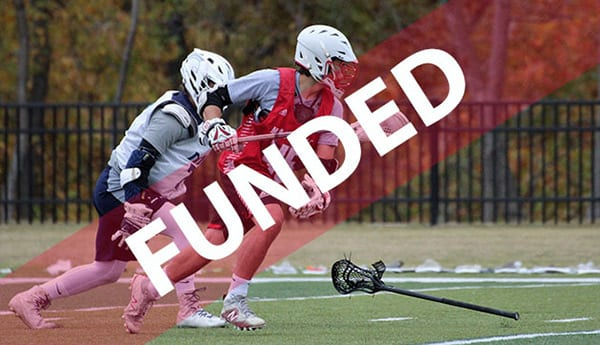 Maryville Lacrosse funded campaign