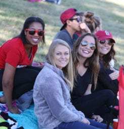 Students Ready to Compete for Homecoming Supremacy