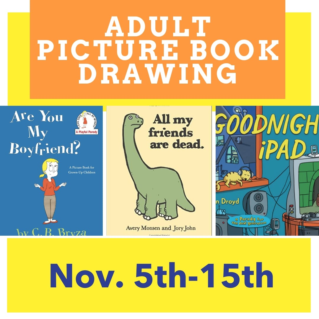 Adult picture drawing book