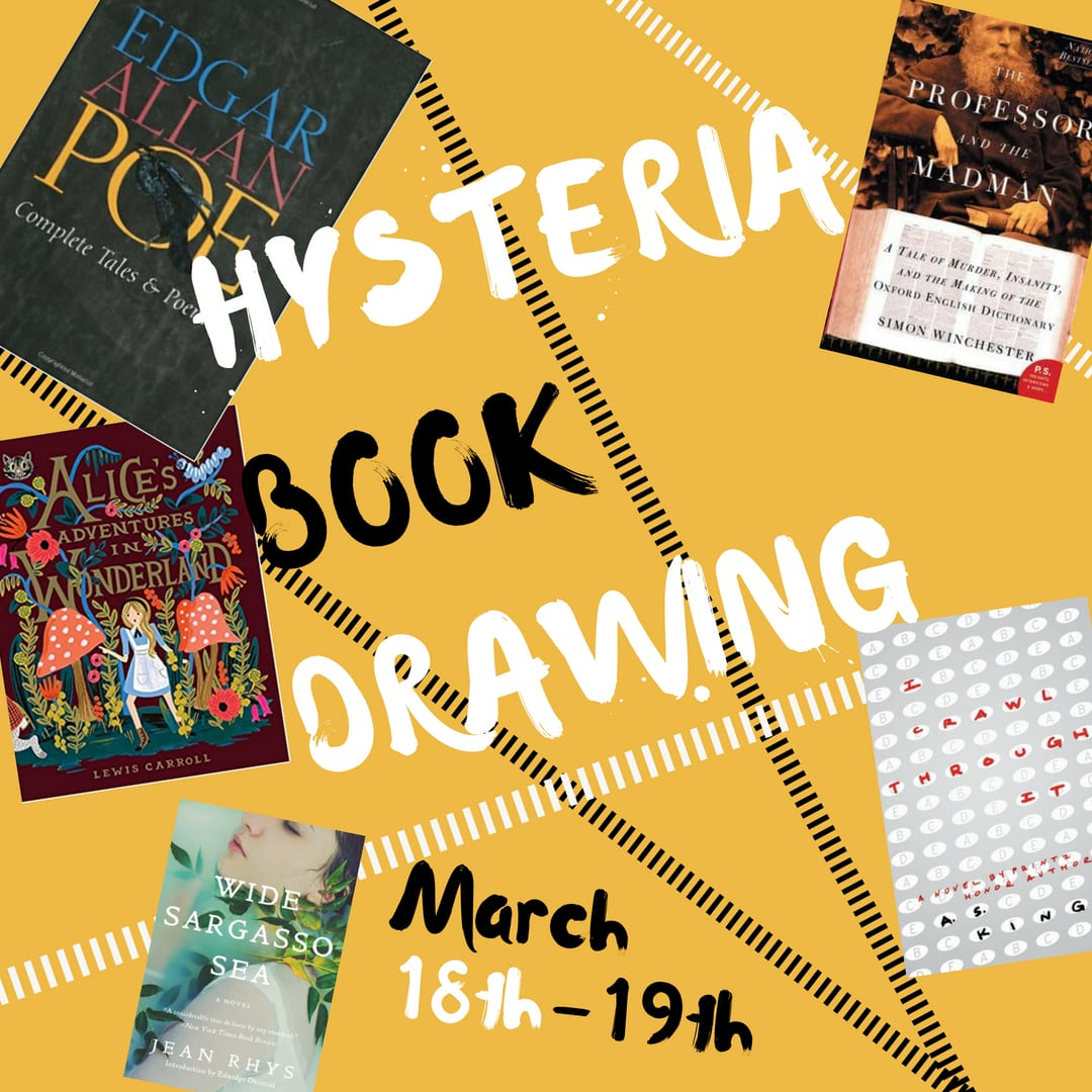 March book drawing