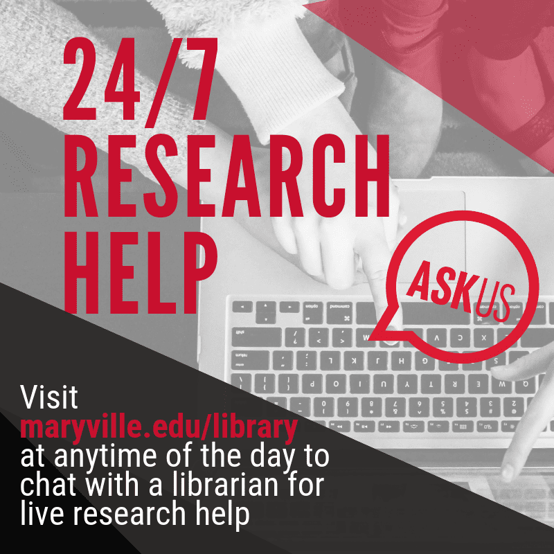 Research help available