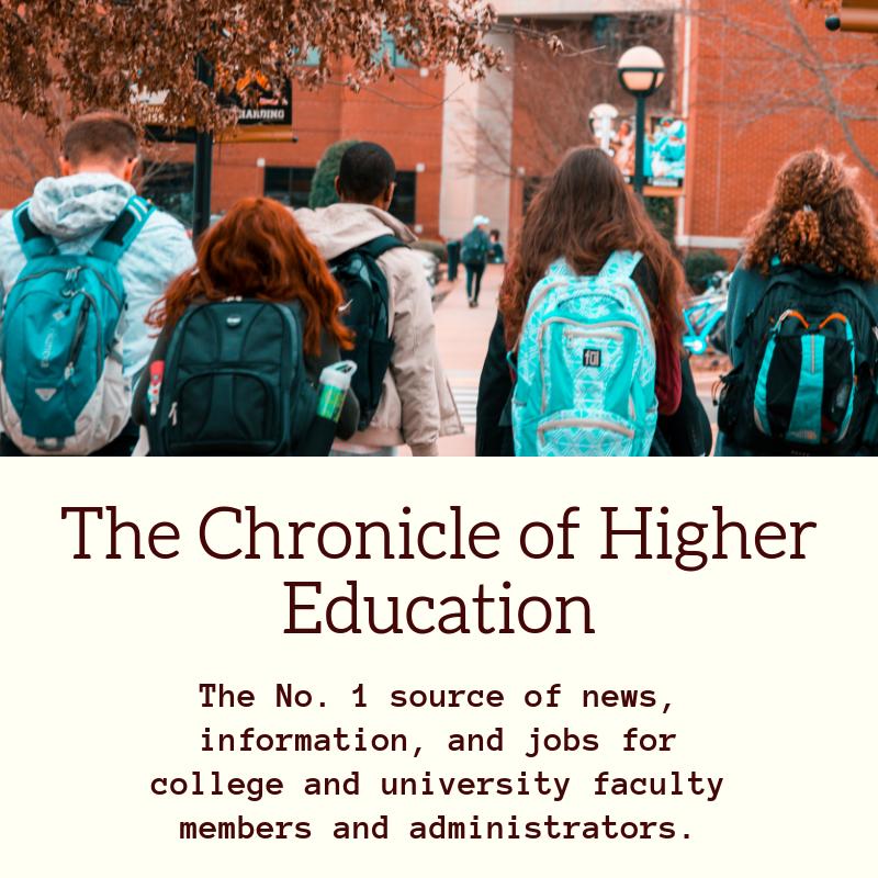Chronicle of Education