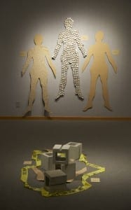 "Judith Shaw's ""Body of Work"" exhibit"