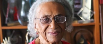 Frankie Muse Freeman - photo courtesy of Ladue News