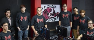 Maryville University Saints eSports team