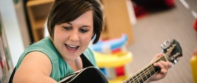 Maryville University Music Therapy program