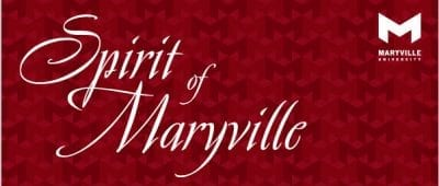2017 Spirit of Maryville