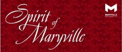 2017 Spirit of Maryville