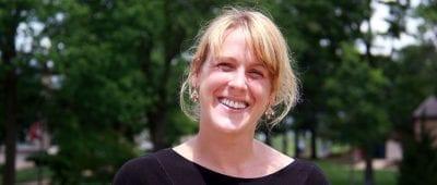 Erica Rose, Maryville University Head Coach for Swim & Dive