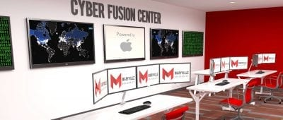 Maryville University's Cyber Fusion Center