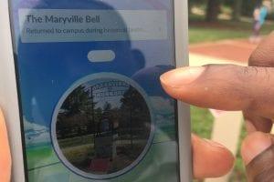 Maryville University Embraces Pokemon Go Craze