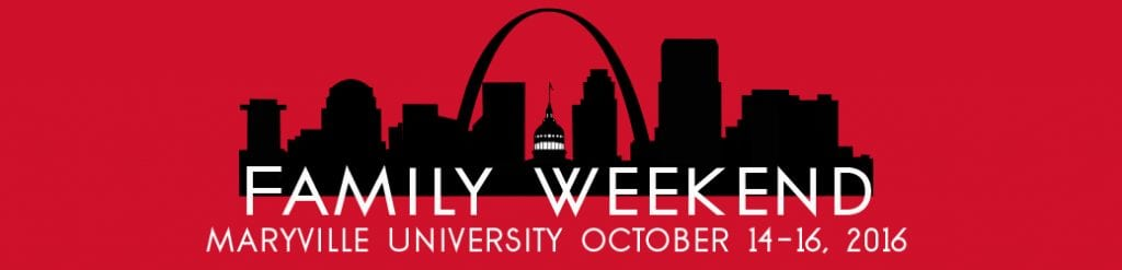 maryville university family weekend