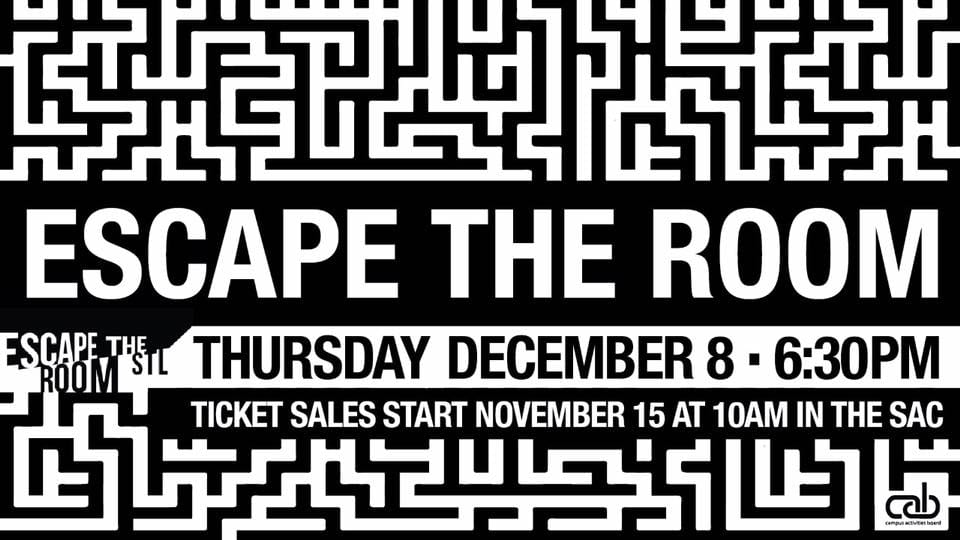 Escape the Room Event