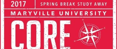 CoreXplore Study Away Program at Maryville University