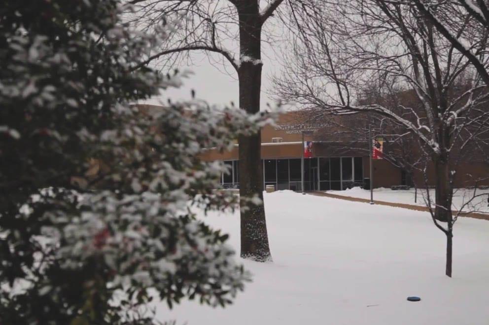 Happy Holidays from Maryville University