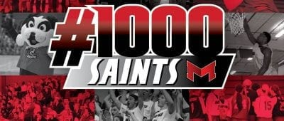 Maryville University 1000 Saints Night to Benefit Kids Rock Cancer