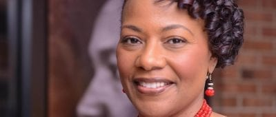 Bernice A. King, daughter of Martin Luther King Jr. to speak at Maryville University.