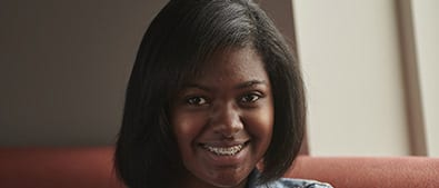 Maryville All-Star Student Destinie Jones