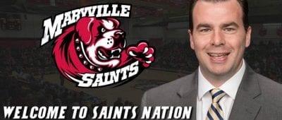 Marc Stricker, Maryville University, head coach men's basketball