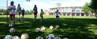 Maryville University Summer Camps and Programs
