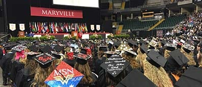 Maryville University Commencement