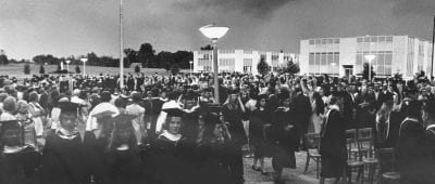 Maryville University Commencement 1970