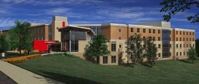 Maryville University Saints Hall