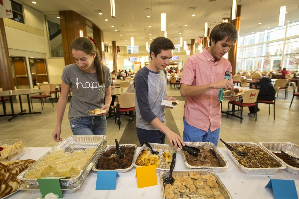 Jewish Cultural Food Fest at Maryville University
