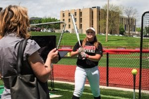 Maryville University's Science of Sports class