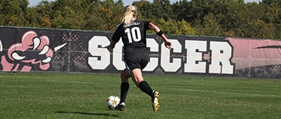 Maryville's women soccer players trying to highlight club's history