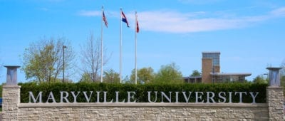 Maryville University is among the top 3 fastest-growing universities in the nation.
