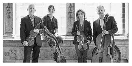 Music at Maryville: Arianna String Quartet