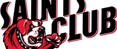Maryville University Saints Club Website logo
